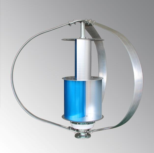 200W AC 24V Vertical Permannet Magnet Small Wind Generator for Sale (SHJ-NEV200Q1) pictures & photos