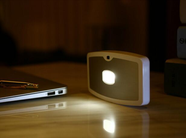 Wireless Smart Table Puck Wide Angle LED Cabinet Light