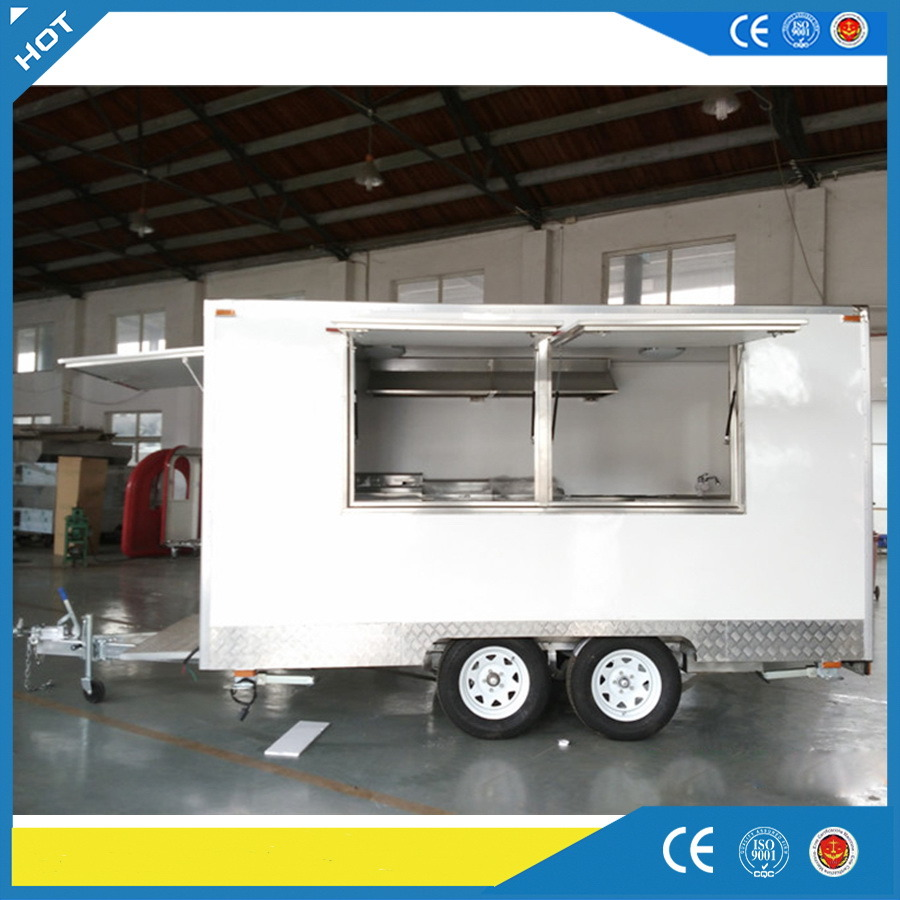 Mobile Food Truck Trailers for Sale