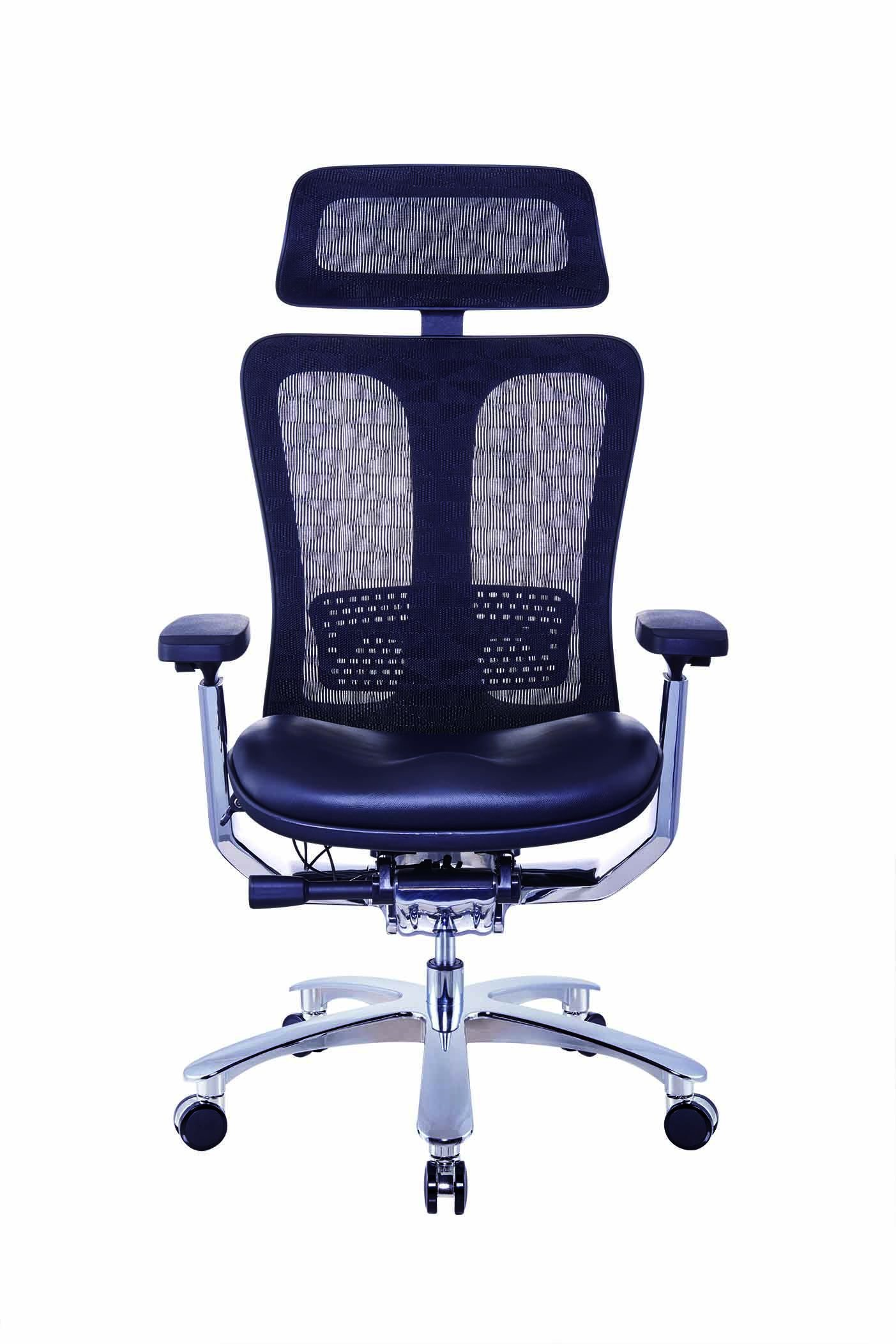 Strange Hot Item High End Leather Seat 300Lb Office Director Chair Ibusinesslaw Wood Chair Design Ideas Ibusinesslaworg