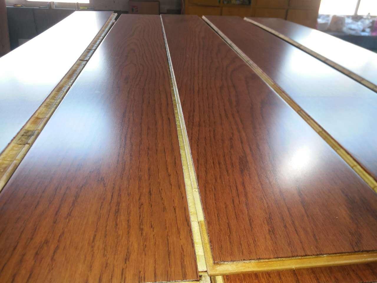 Oak Solid Wood Flooring With Uv Coating