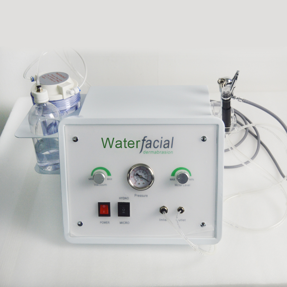 Best Selling 3 in 1 Hydro Microdermabrasion Facial Machine Beauty Equipment