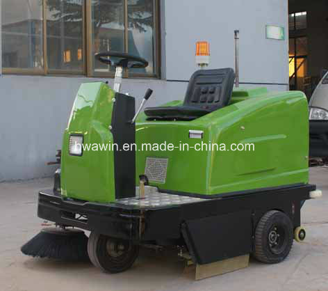 Automatic Road Sweeper Vacuum Cleaner