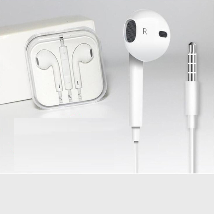 China Mobile Phone Accessories Earbuds Headphone Earphones For Iphone 6 Plus China Earphone And Headphone Price