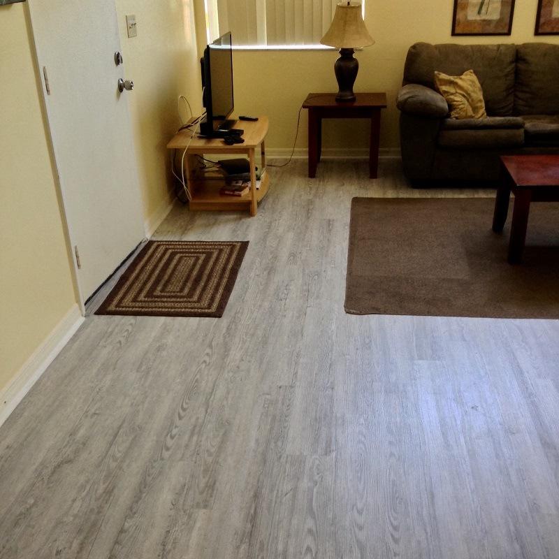 Hard Wooden Surface Vinyl Flooring For, Living Room Flooring
