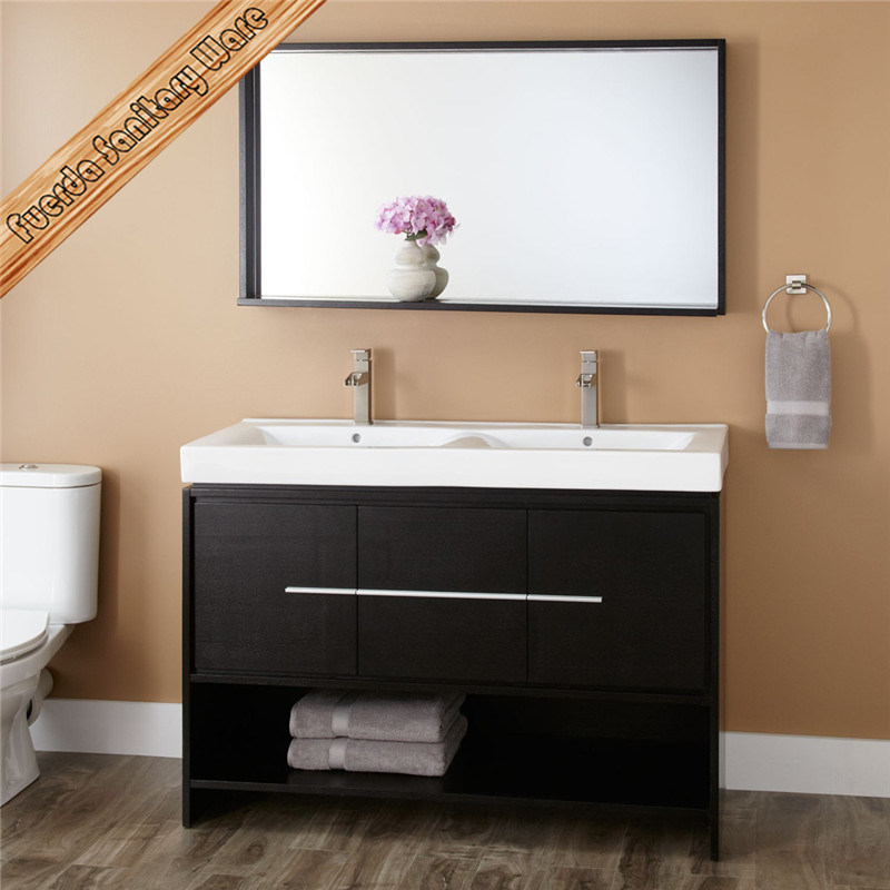 Fed-1249 Solid Wood Bathroom Vanity, Bath Cabinet pictures & photos