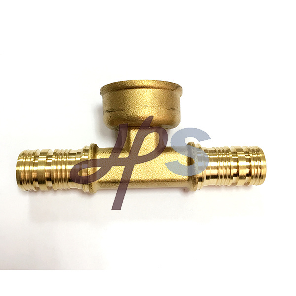 Forging Brass Female Thread Pex Fitting for Pex Pipe pictures & photos