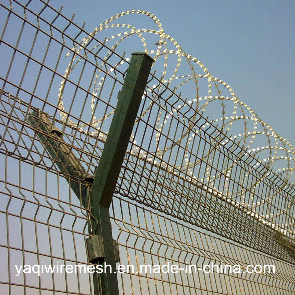 China High Quality and Low Price Anti-Climbing Military High Tensile ...