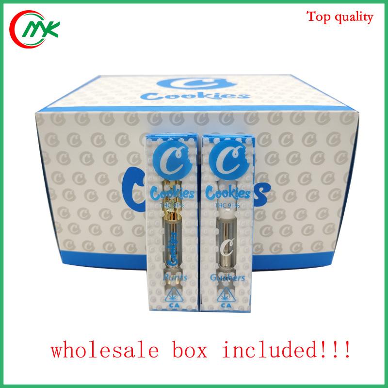 China Wholesale Box Thc Vaporizer Cookies Vape Cartridges