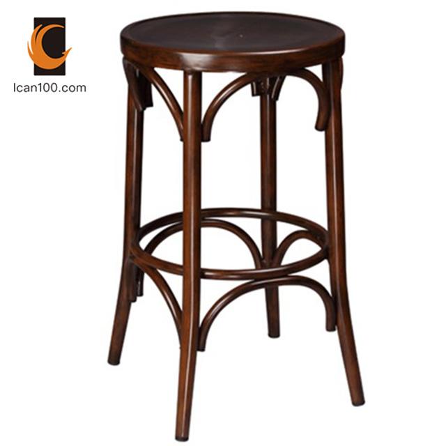 Brilliant Hot Item Anti Fading Outdoor French Aluminum Restaurant Furniture Bar Stool Chair Dc 15554 Squirreltailoven Fun Painted Chair Ideas Images Squirreltailovenorg
