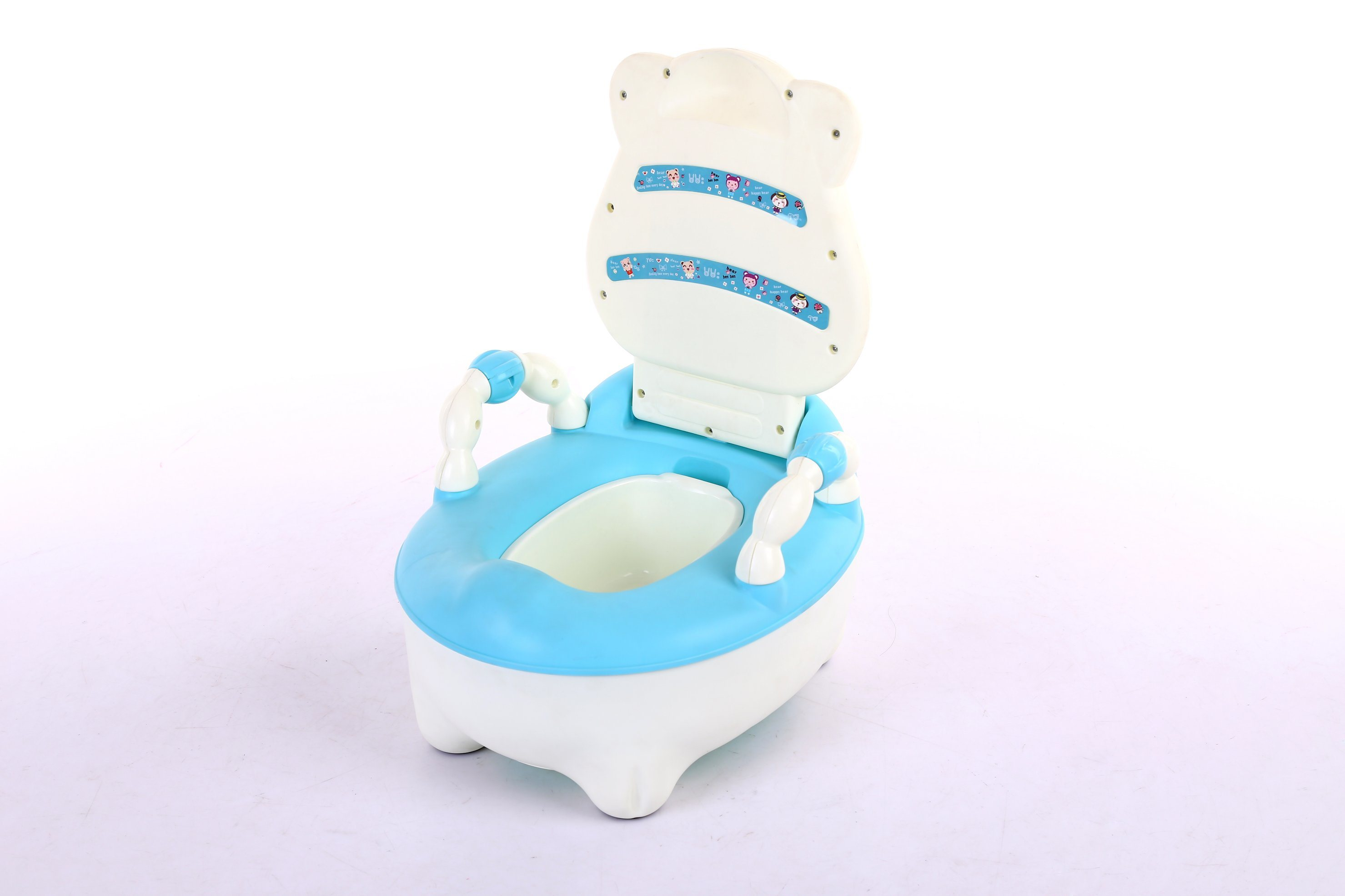 3 in 1 Kids Baby Toilet Seat Toddler Training Potty Trainer Safety Chair Urinal