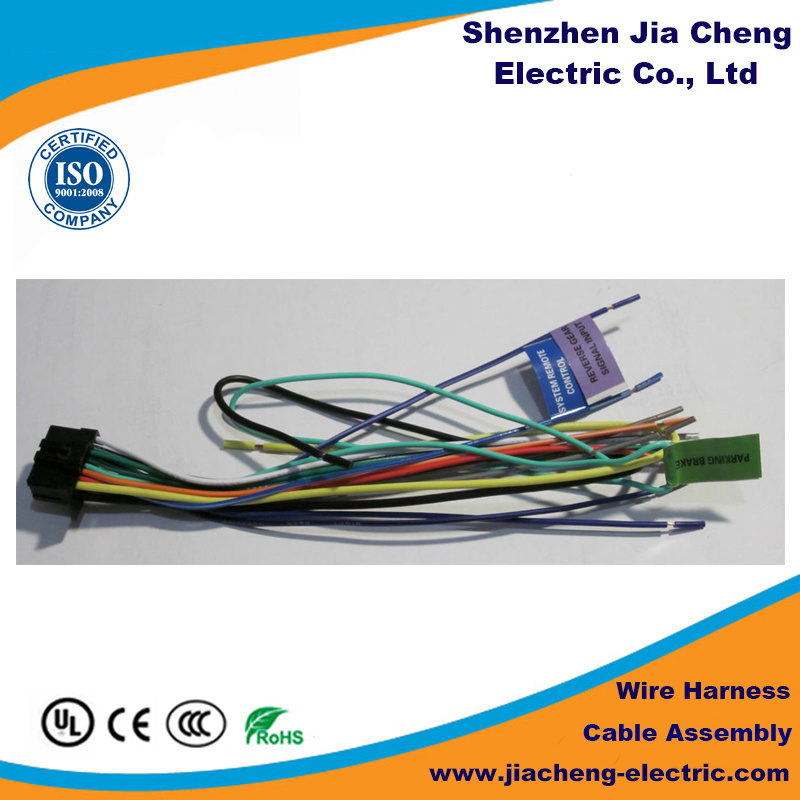[DHAV_9290]  China Car Wiring Cable Assembly Manufacturer for Industrial Machine Photos  & Pictures - Made-in-china.com | Industrial Machine Wiring |  | Shenzhen Jia Cheng Electric Co., Ltd.