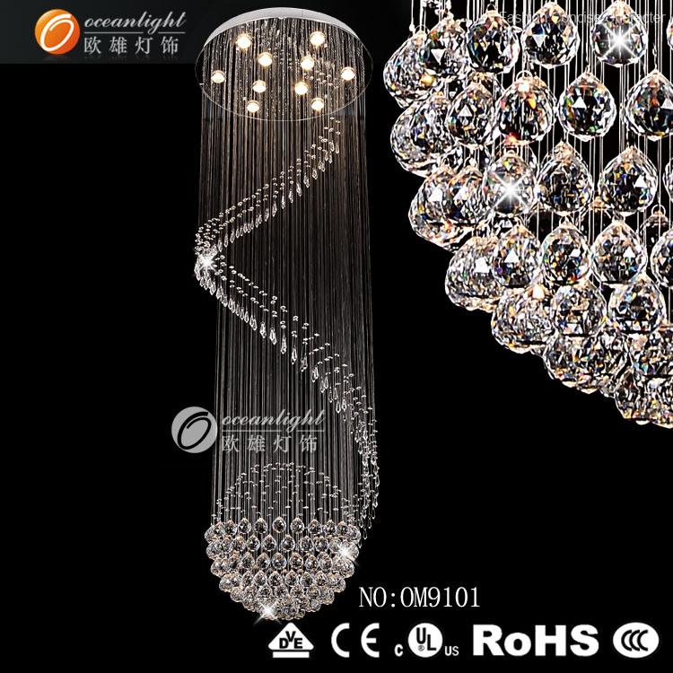 China led crystal lighting crystal hanging lamp crystal chandelier led crystal lighting crystal hanging lamp crystal chandelier om9101 aloadofball Images