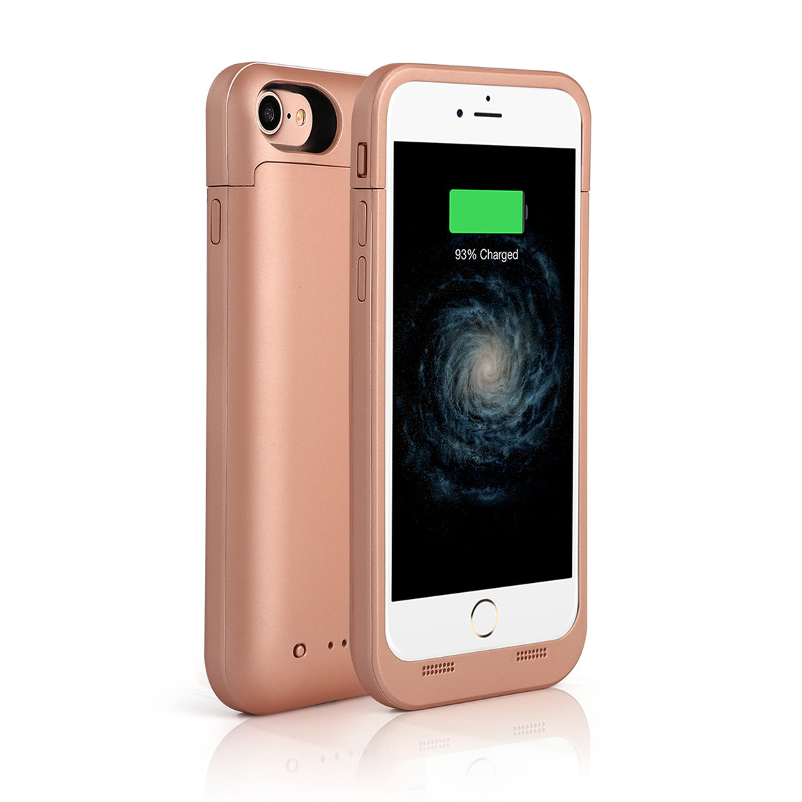 online store b1bc5 bc08d [Hot Item] China Wholesale 7000mAh High Capacity Power Bank Case External  Battery Case for iPhone 7