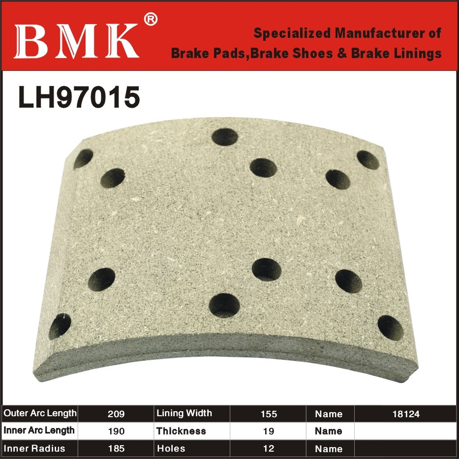 High Quality Brake Linings for Daewoo