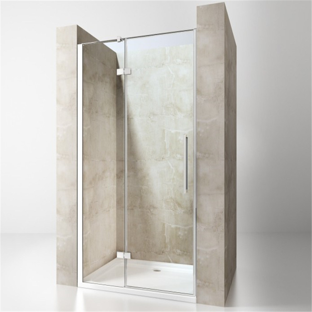 China French Compact Folding Simple Shower Enclosure Shower Screen ...