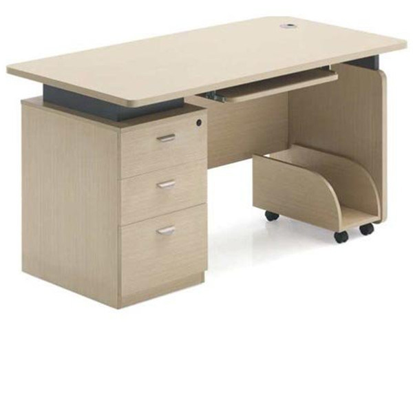 Hot Item Desktop Corner Computer Bookcase Desk