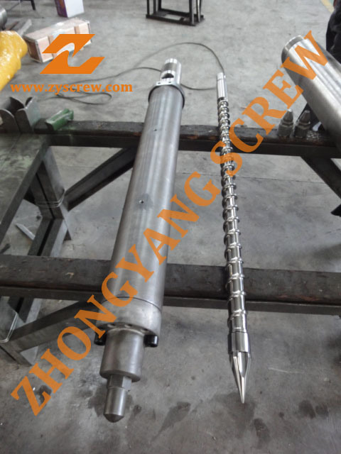 46mm Screw and Barrel for Chen Hsong 128mk Injection Molding Machine