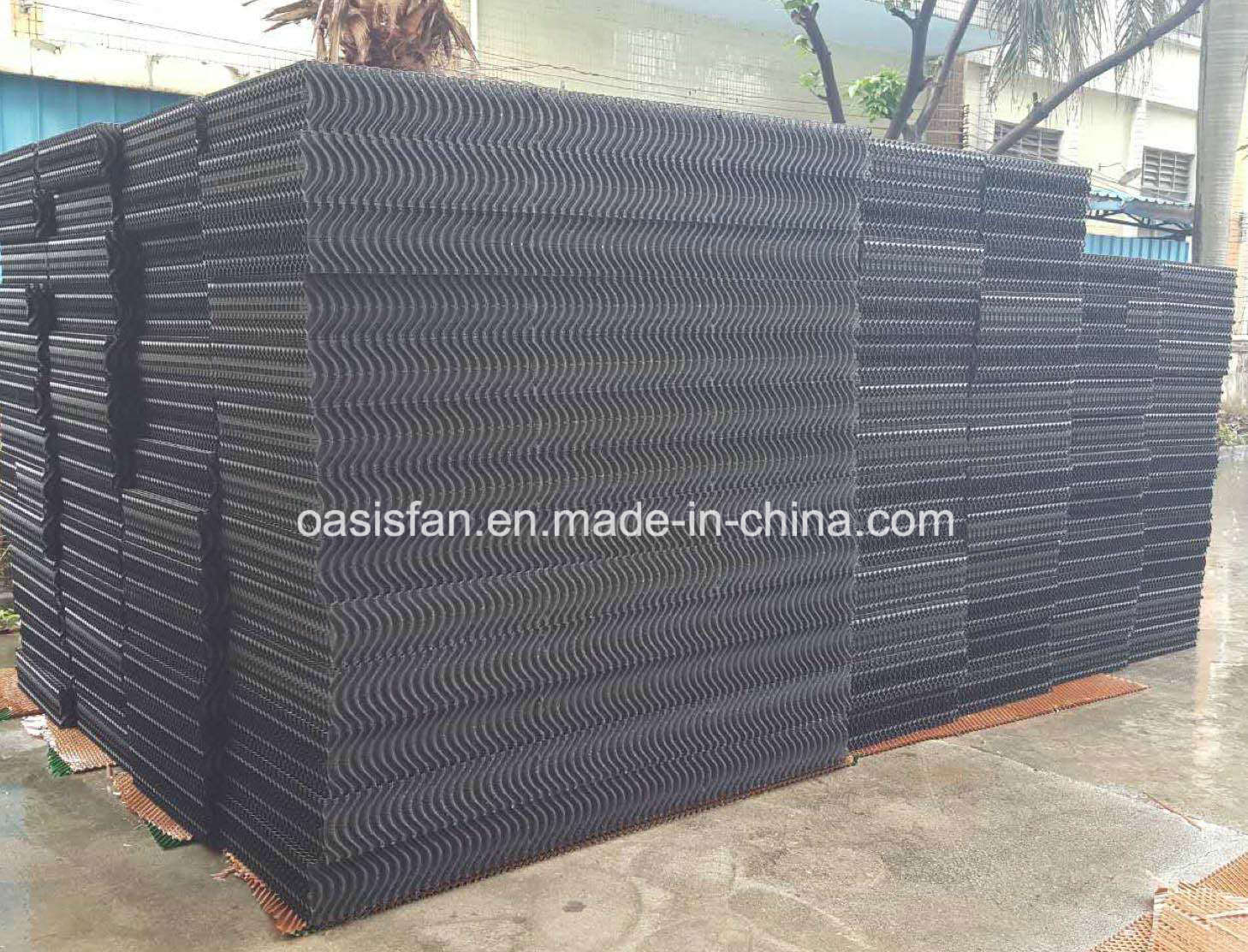Plastic cooling pad/ plastic cooling cell pad pictures & photos