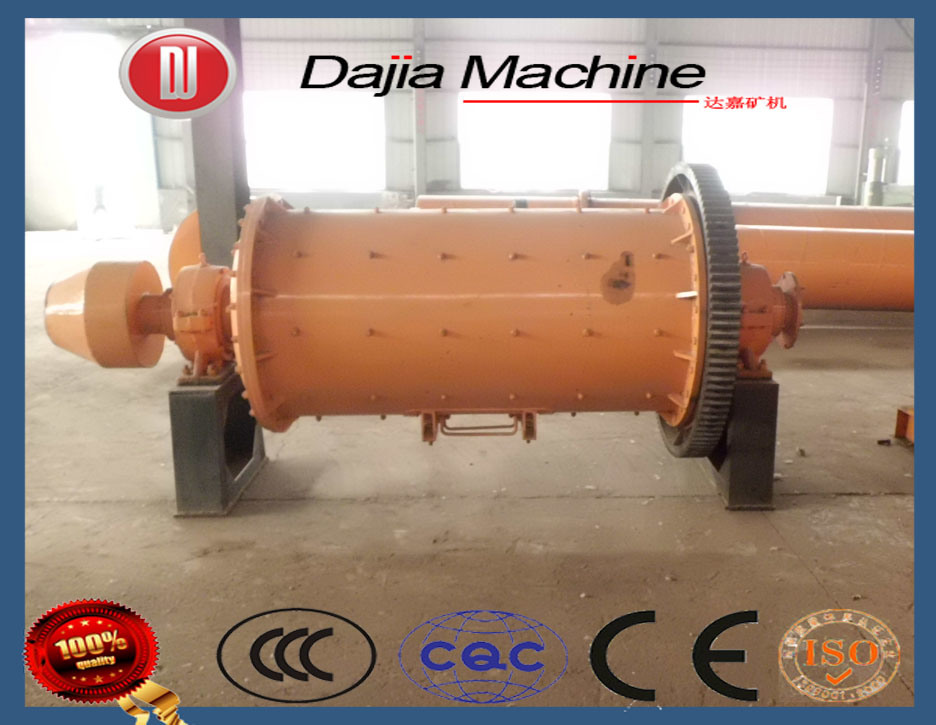 Energy-Saving Ball Mill, Tube Ball Mill, Grinding Machine, Ball Grinder, Dry Ball Mill