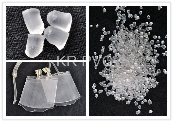 Medical PVC Compounds for Transfusion Blood Bag