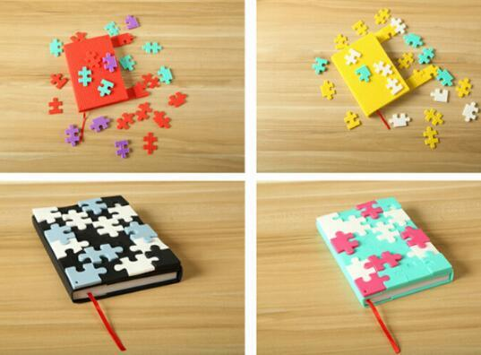 New Silicone Cover Puzzle Notebook pictures & photos