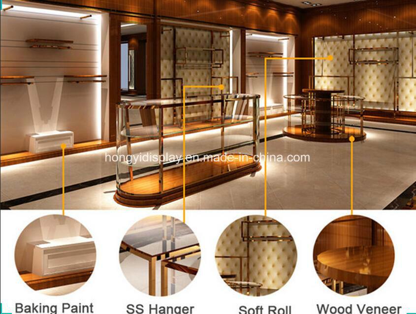 73fd9c2be24 China Clothing Shop Interior Design for Lady Clothes Shop Photos ...