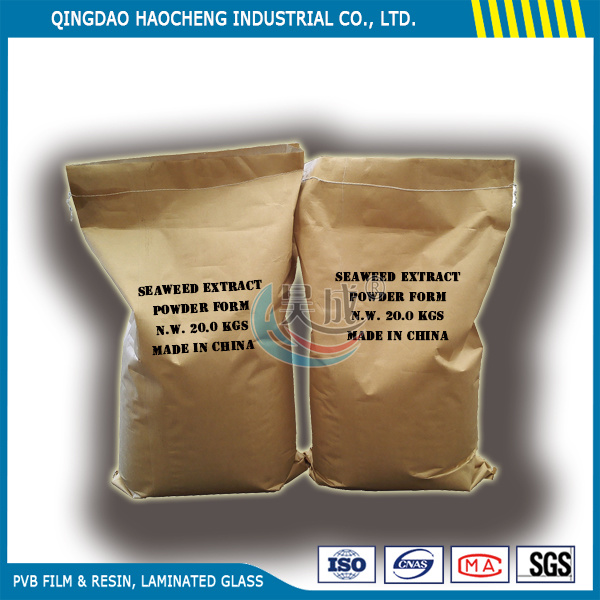 Competitive Price Soluble Seaweed Extract Powder for Plant Nutrient Food pictures & photos