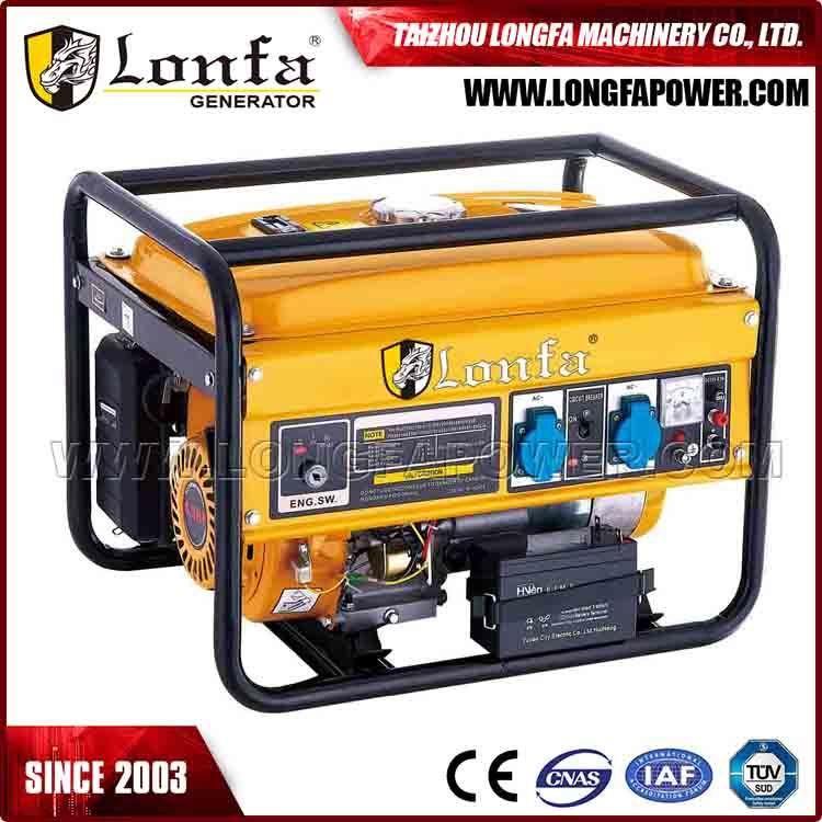 [Hot Item] Electric Supply Free Energy Gasoline Power Generator