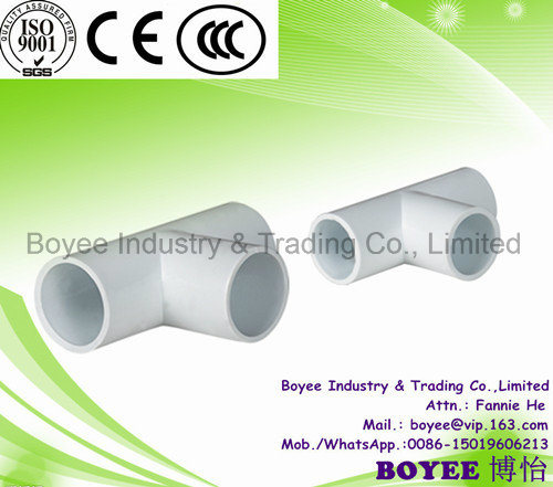 [Hot Item] PVC Electrical Wiring Conduit Tee ings Pipe ing on wiring with junction box, wiring with relays, wiring with insulation, wiring with plumbing, wiring with switch, wiring outdoor cable box,