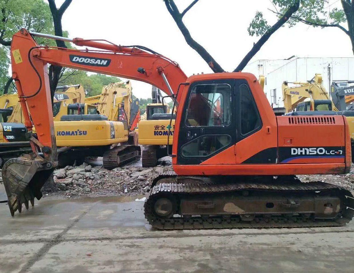 Doosan DH150LC-7