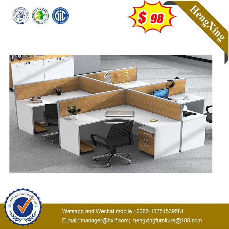 Chinese Modern Wooden Furniture Aluminium Glass Office Partition pictures & photos