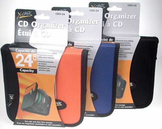 CD Organizer CD Holder CD Bag CD Wallet
