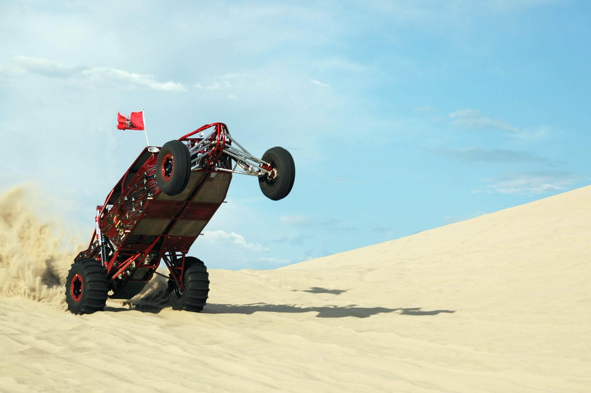China 4500cc Wheelie Sand Rail - China Dund Buggy, Sand Buggy