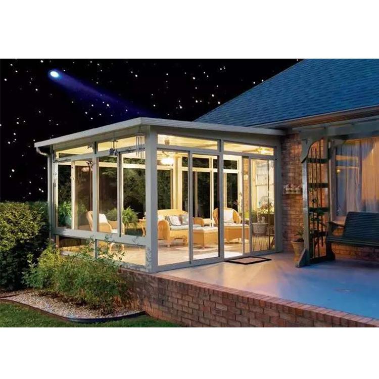 Outdoor Glass Garden Room, Outdoor Glass Patio Rooms