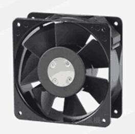 Cabinet Fan with High Cooling Efficiency