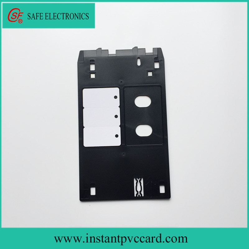 Ink Printing PVC Card Tray for Canon Mg6530 Inkjet Printer