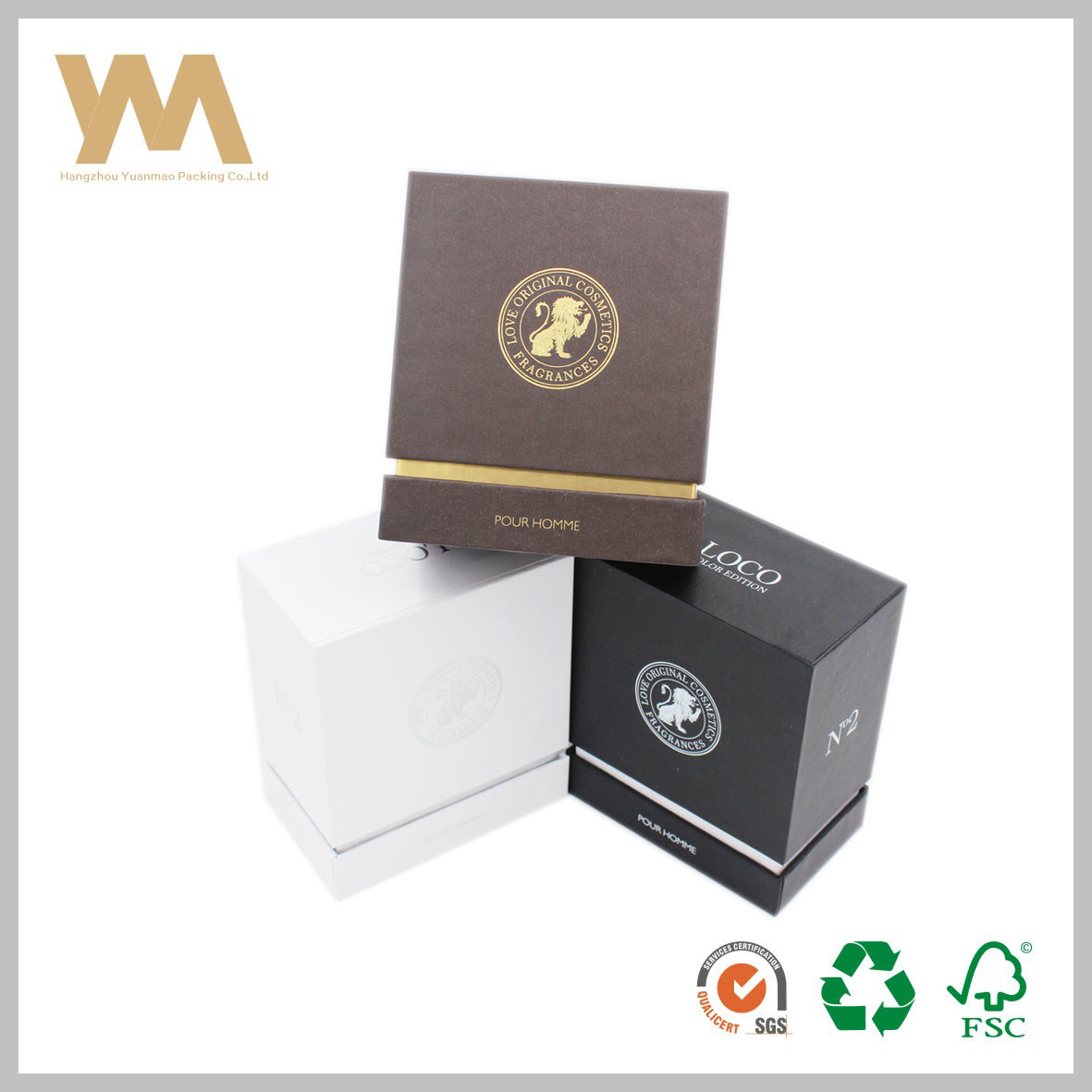 Hot Sell Luxury Perfume Box for Perfume pictures & photos