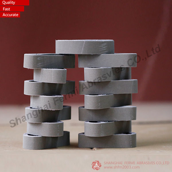 "4""*36"", P80, Aluminum Oxide & Zirconia Coated Abrasive Sanding Belt (Professional Manufacturer) pictures & photos"