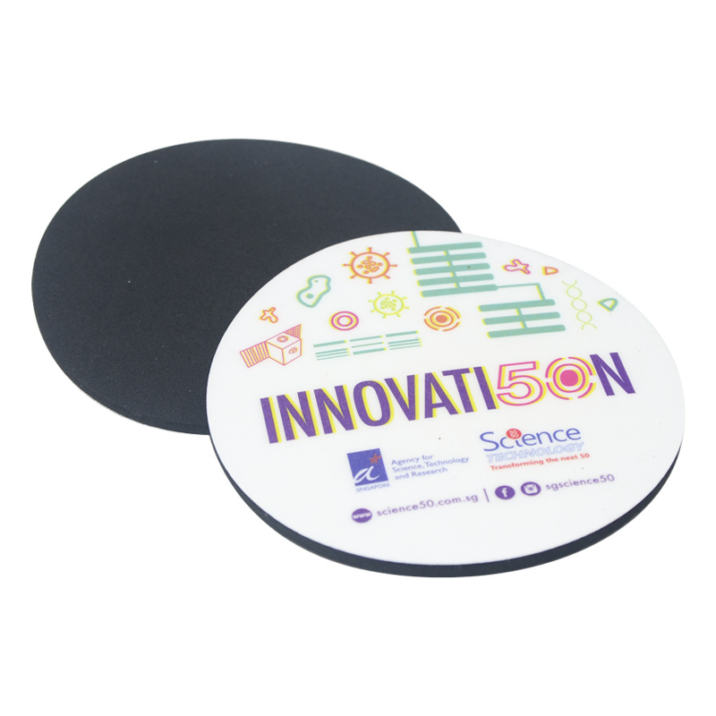 China EVA Photographic Printing Coaster for Advertising - China ...