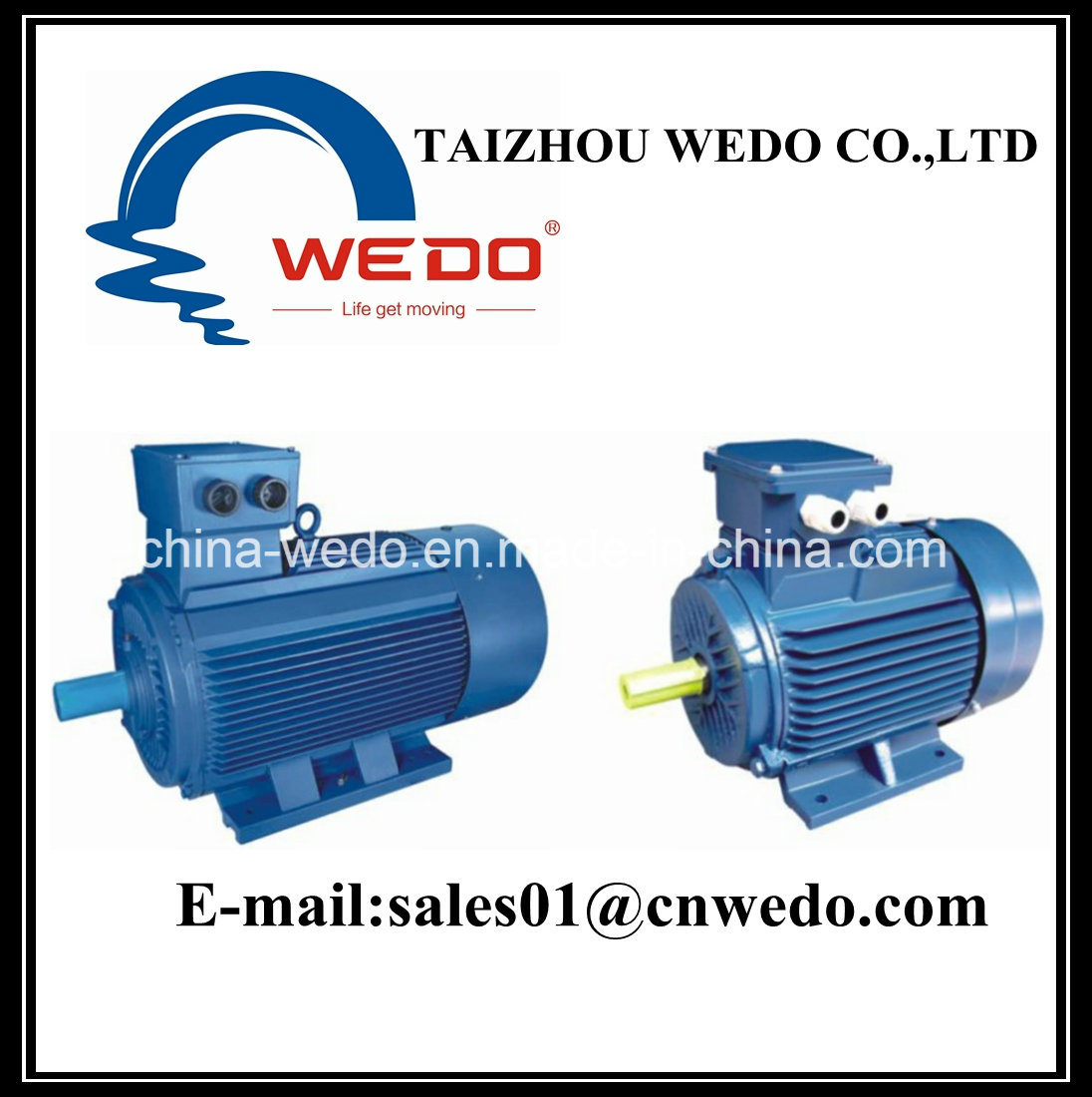 China Y2-160L-2 Three Phase Electric Motor with High Quality, Three ...