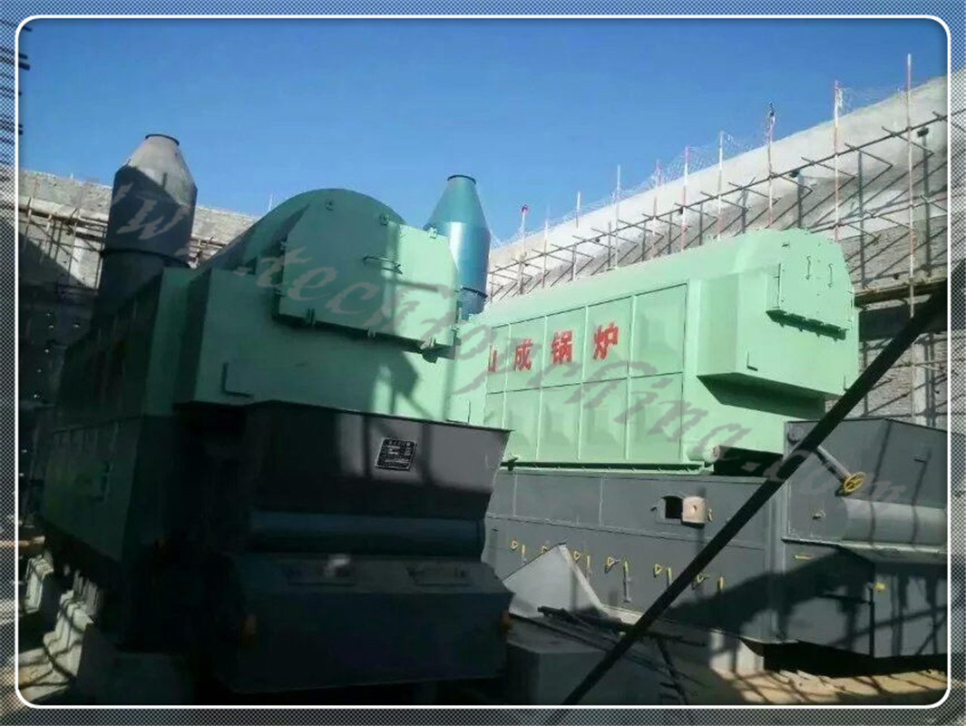 China a-Grade Boiler Manufacture 4 Tons Wood Fuel Steam Boiler ...