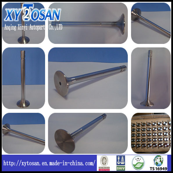 Engine Valve for Volvo Td70/ 240/ 264/ Td71/ Fh12/ Td103/ Lada 2121/ Samara 1.3 (ALL MODELS)