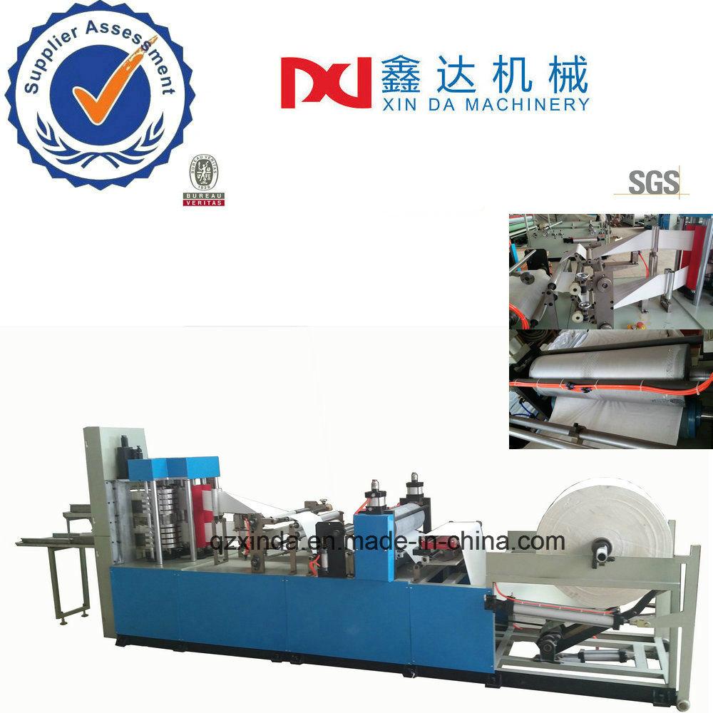 China Auto Serviette Tissue Printing Equipment for Dinner Folding Paper  Napkin Machine - China Dinner Paper Napkin Machine, Dinner Folding Paper  Napkin ...