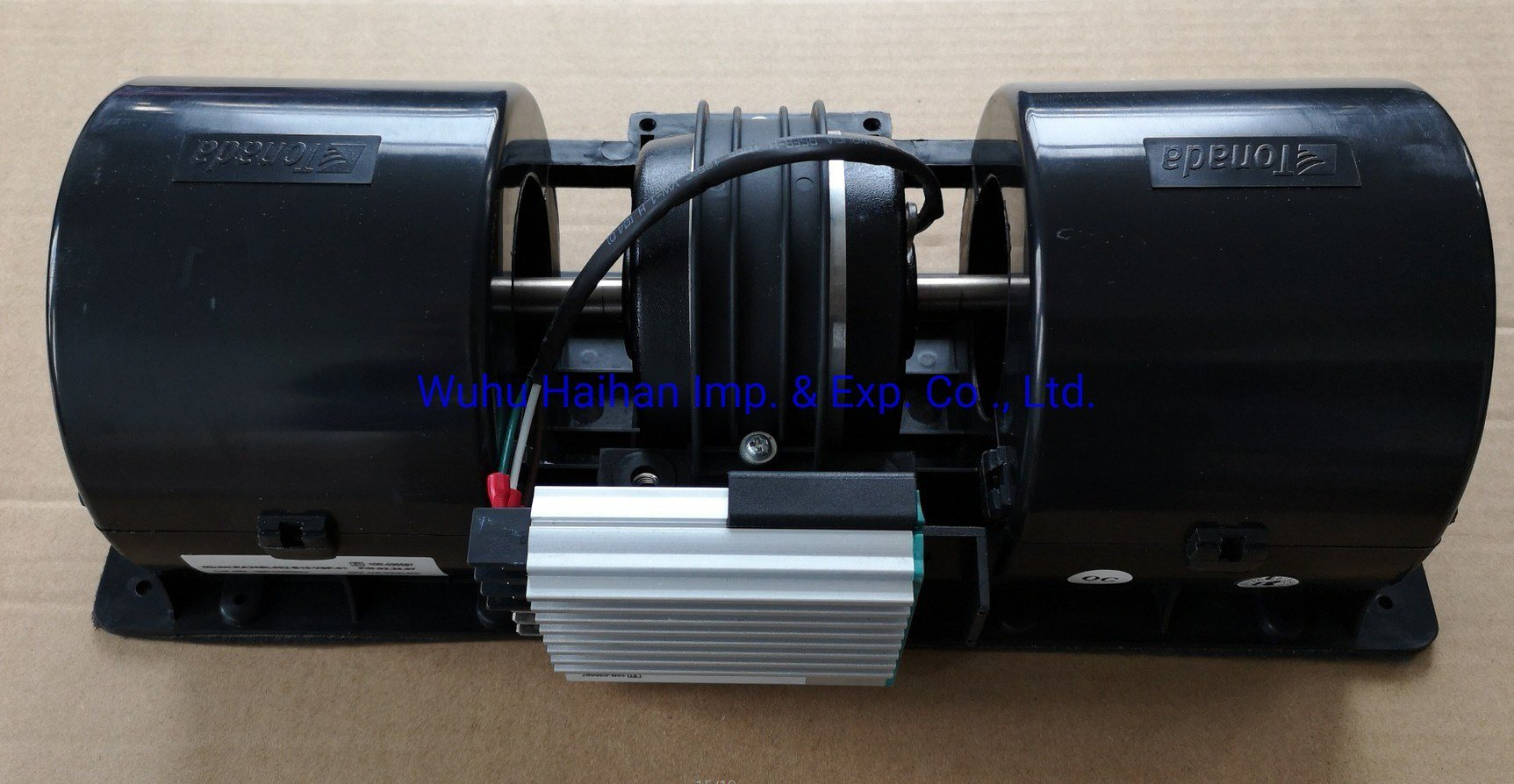 Auto Air Conditioner BLDC Blower Fan Motor 5300067 Hispacold pictures & photos
