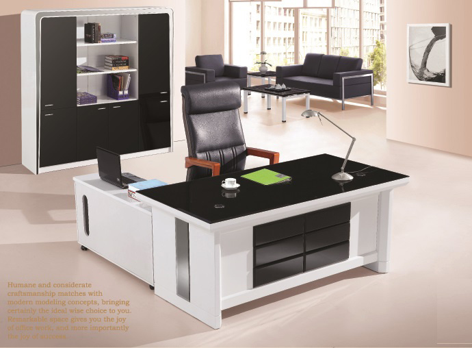 China High Glossy Office Table