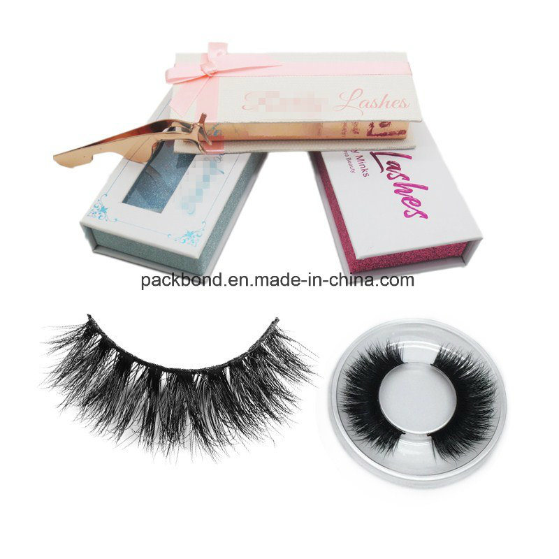 b048d99558f China Eyelashes and Packaging Box Real Mink Eye Lashes Custom Cheap Price  Wholesale 3D Real Mink Fur False Eyelashes - China Customized Logo Box, ...