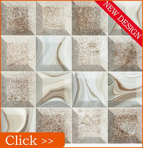 China Popular Bathroom Non Slip Ceramic Floor Tile Rustic Tiles