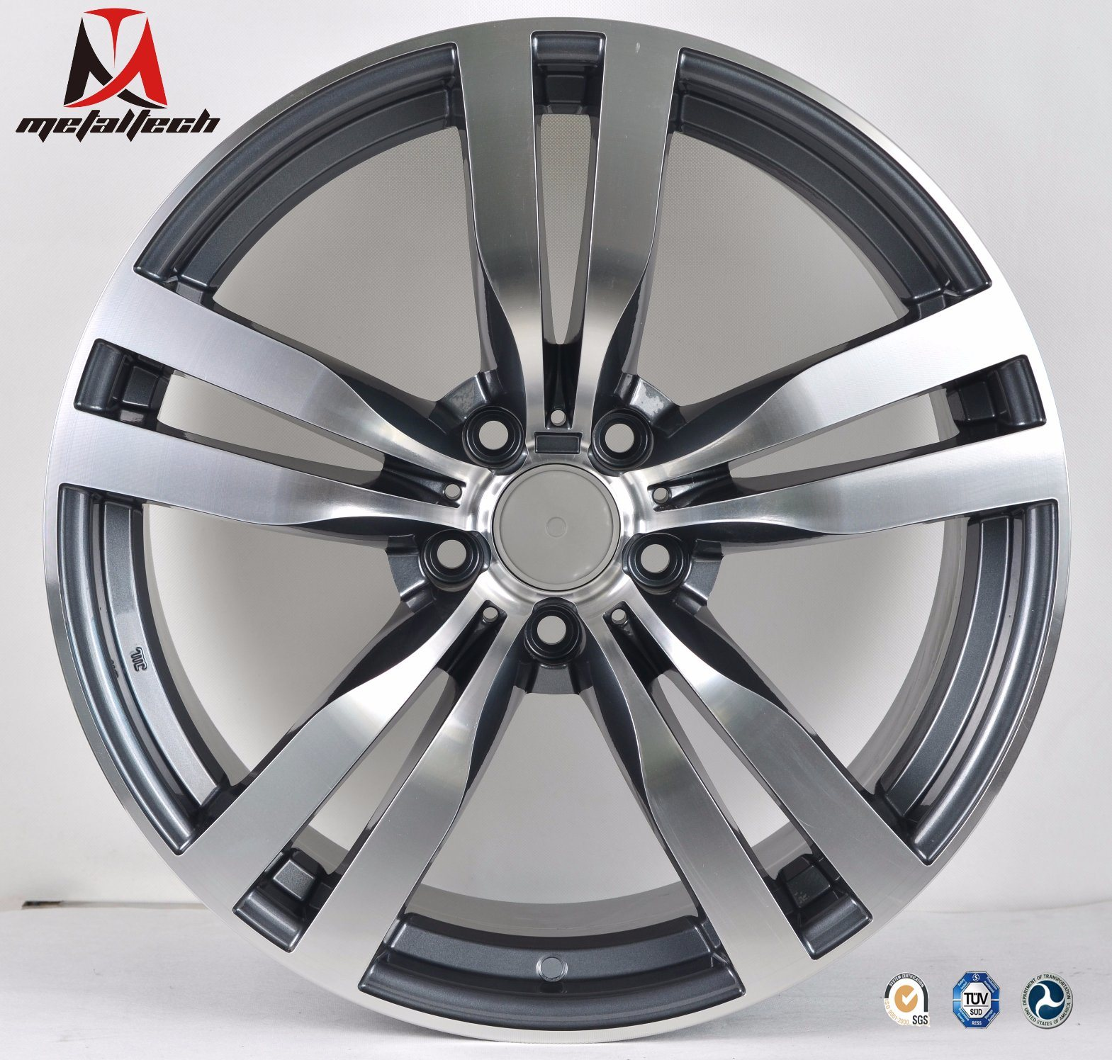 styles bmw style rim oem wheel front