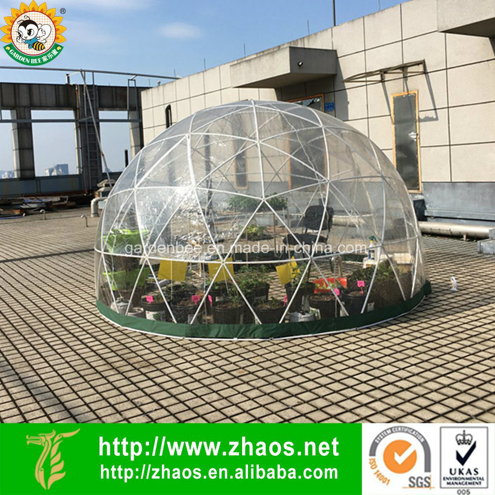 China 2018 Newest Manufacturer Geodesic Dome Greenhouse ...